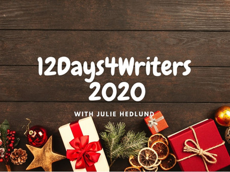 2020: My Year as a Writer
