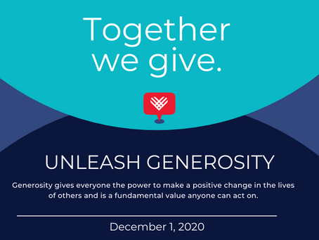 BUSNA to Take Part in Giving Tuesday 2020