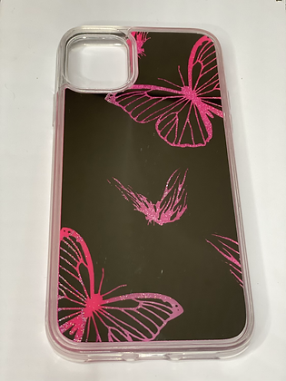 Butterfly Mirror iPhone Case