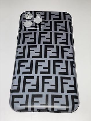 Fen Print iPhone Case