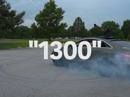 1300 - (OFFICIAL MUSIC VIDEO)