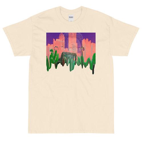 Chicago's Melting Tee Shirts