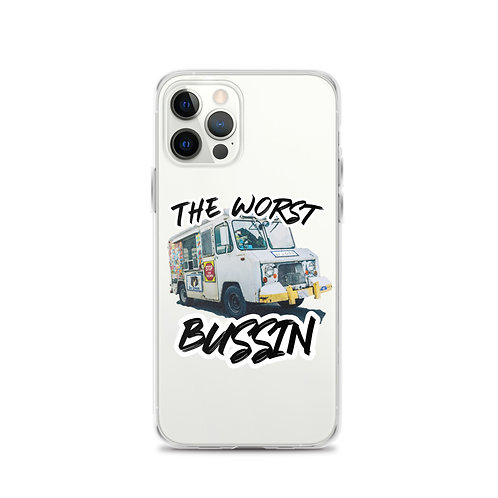 Bussin iPhone Case
