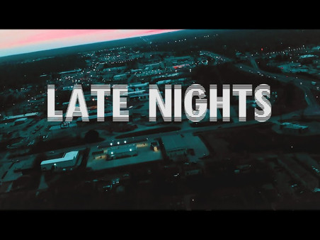 LATE NIGHTS - (OFFICIAL MUSIC VIDEO)