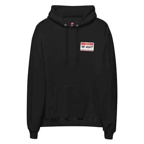 My Name Is hoodie