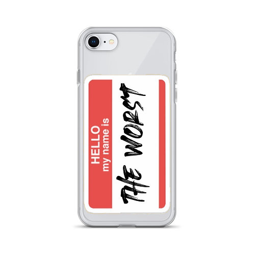 My Name Is iPhone Case