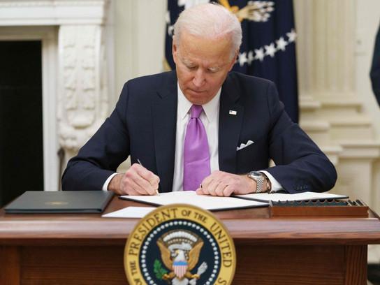O Novo E.U.A de Biden