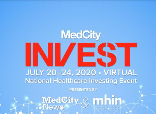 Join us at the MedCity Invest Conference