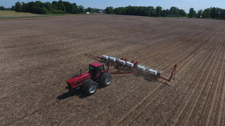 Use caution on rural roadways during planting season