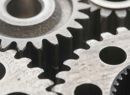 Cycles, machines and cogs- the hidden catalysts of pain and recovery