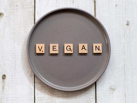 Why I'm a vegan
