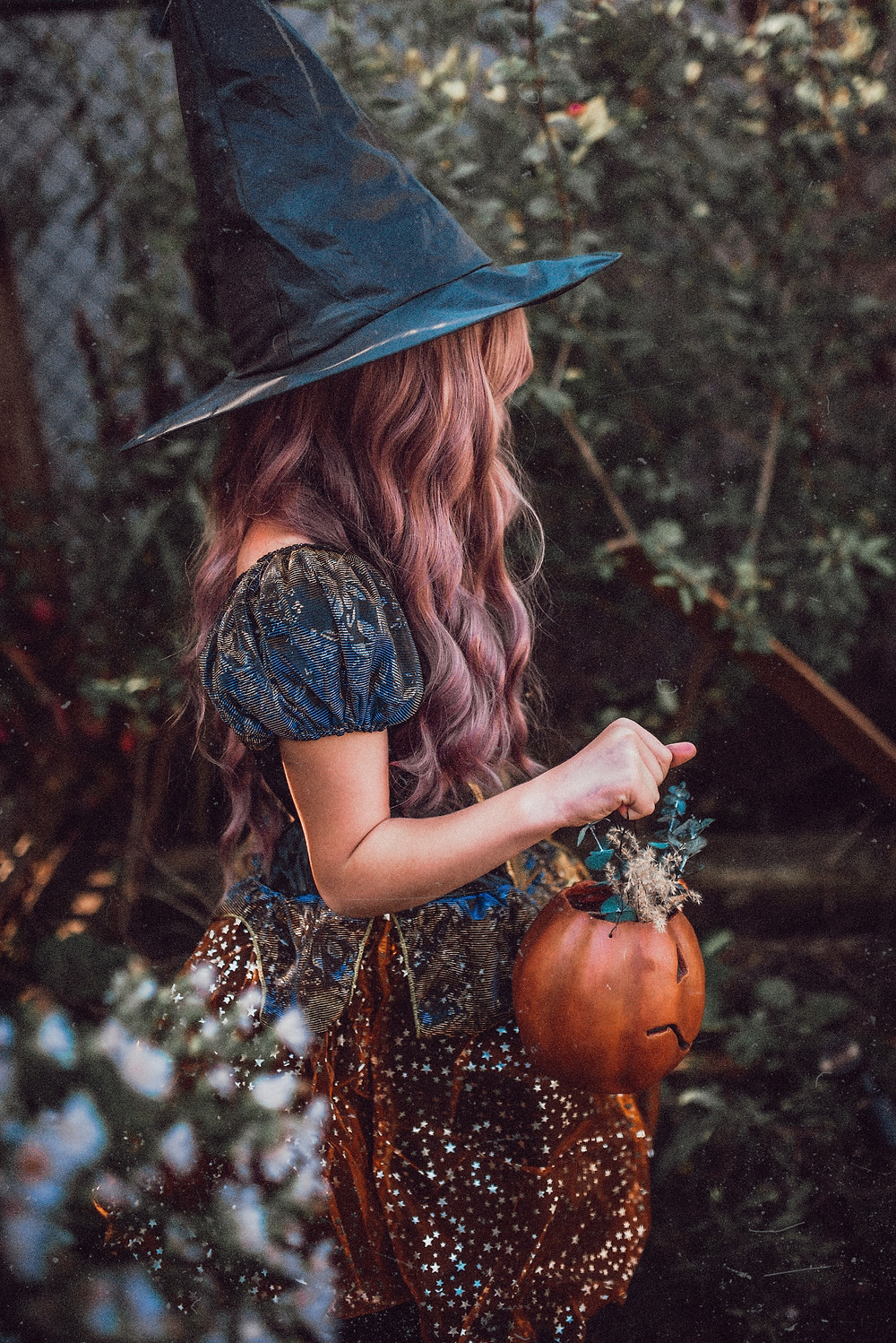 Witches will enjoy the magick of taking care of and harvesting a garden and the creative energy the herbs will give the witch to create new and unique spells.