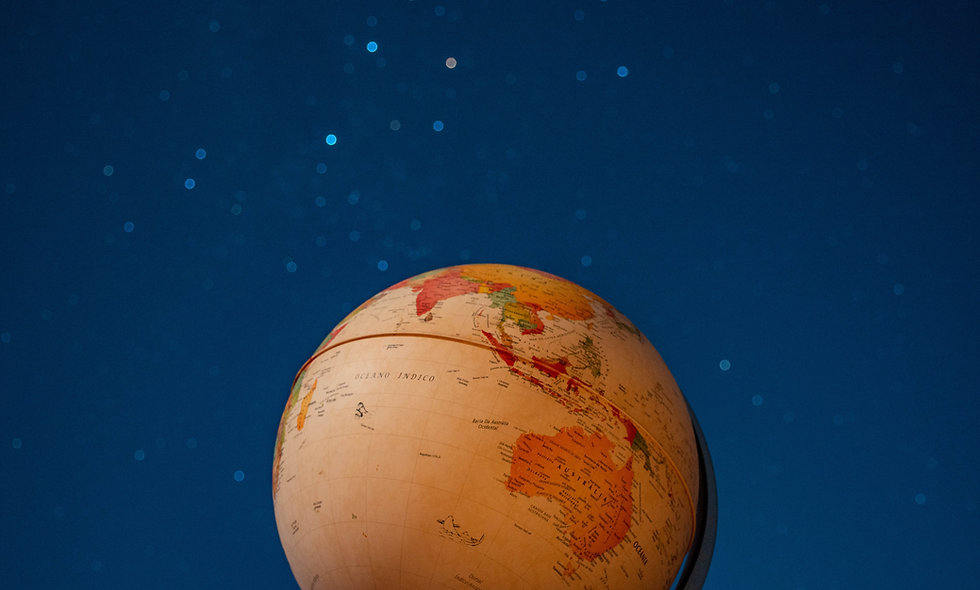 Around the World in 28 Days: Geography Adventures