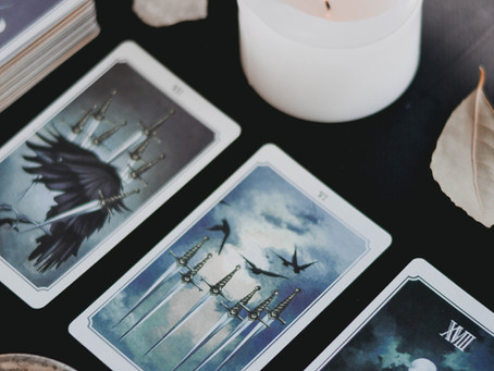 What the Cards Said: an Intro to Tarot