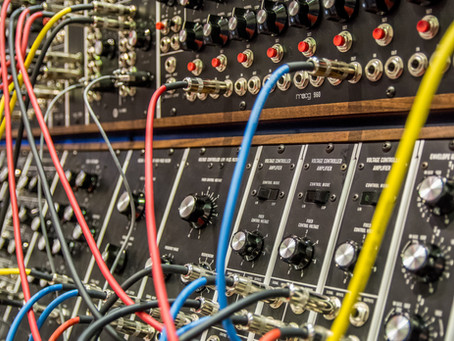 What is Music Production? –Part 5 – Synthesis