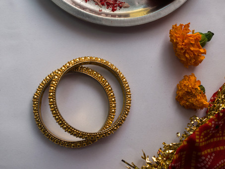 Gold bangle sales pick up in India