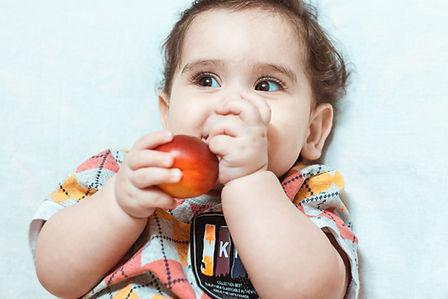 גיוון והעשרת תזונת התינוק