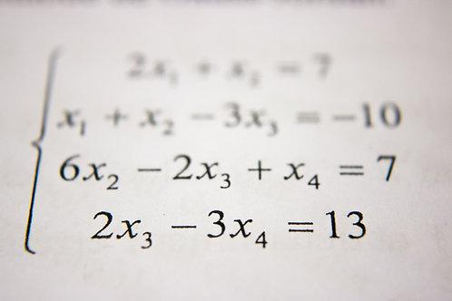 【Course ID: MA507-02】AMC-PRE Grade:2-4—— Lecturer: Ms.Li