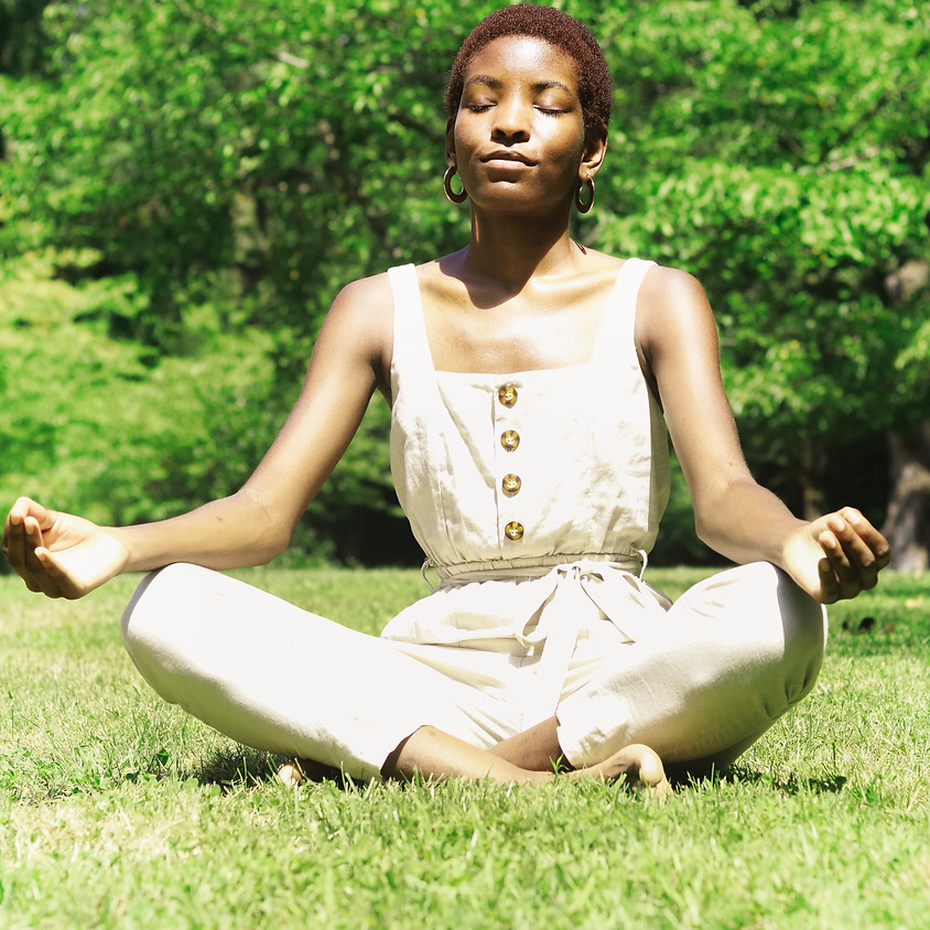 Reiki and Meditation In The Park