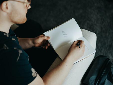 É escrevendo que se aprende a escrever