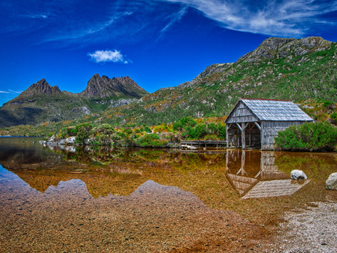 Itinerary for Tasmania - road trip with the family