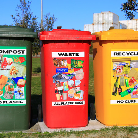 MSS On Point: Are You Recycling the Right Way?