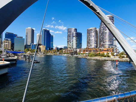 Why Perth? 8 reasons why to study and live in Western Australia.