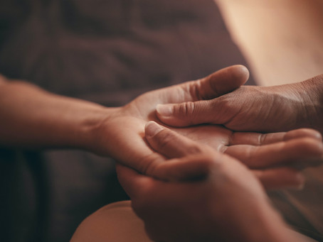 Bent Moment - hands & wrists