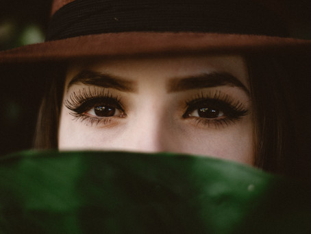 An Ode to Your Eyes