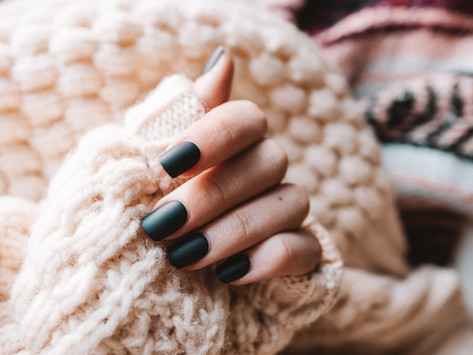 How to Make Your Nail Polish Matte.