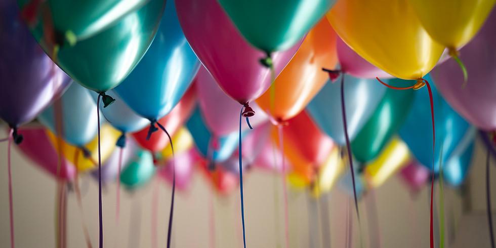 Retirement Celebration Potluck