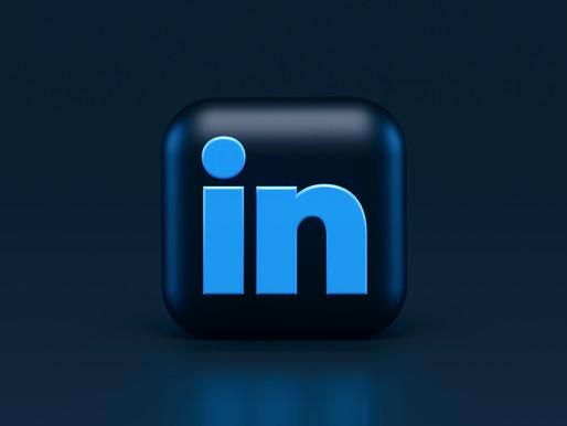 Tips For LinkedIn Beginners – Part 1.