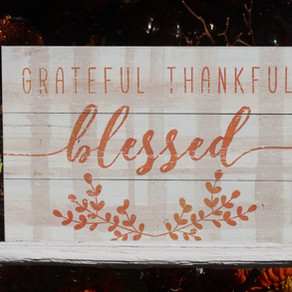 Struggling to be Content in a World Full of Thankfulness