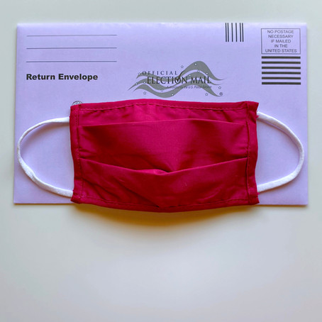 Having made gains in mail-in voting, let's take process to next level