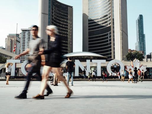 Se aproxima una ola de calor a Toronto