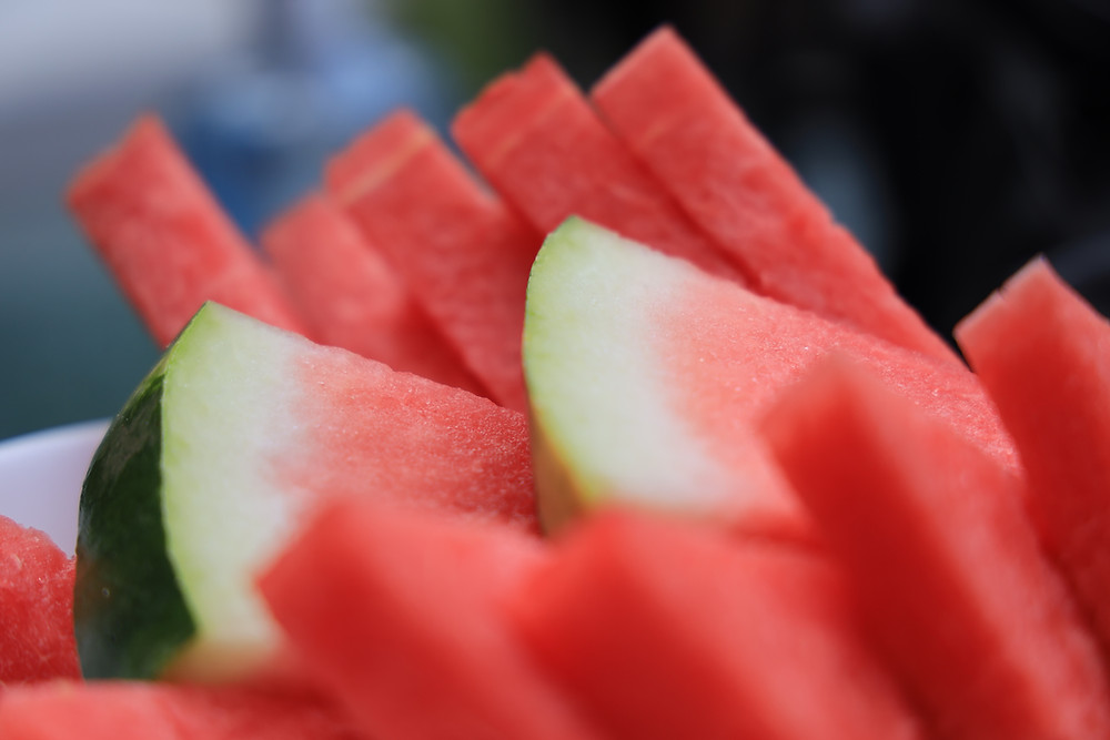Watermelon Slices from the best watermelon patch