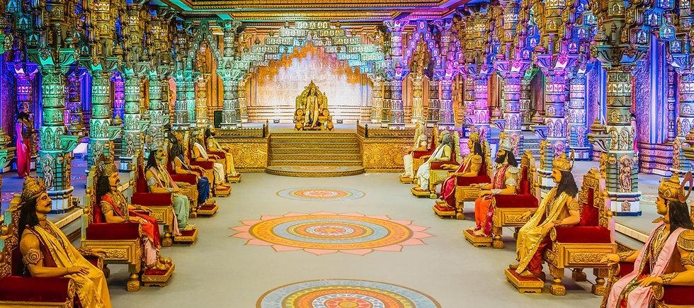 Ramayna Tours to India & Sri Lanka