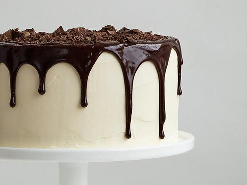 Chocolate Coffee Celebration Cake (Rs 1500/kg)