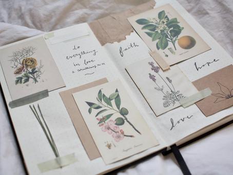 Art Journal Ideas: Use Your Day Planner as an Art Journal