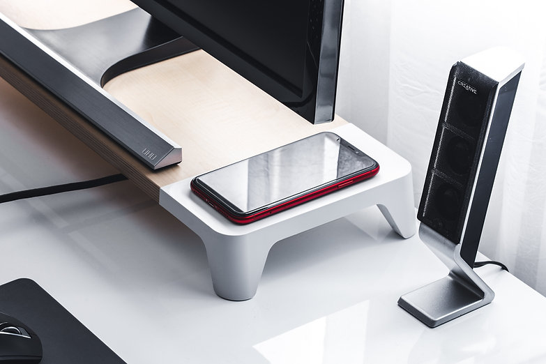 monitor stand for desk