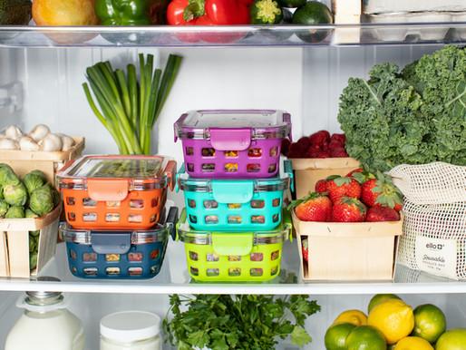 My Weekly Fridge Basics Grocery List