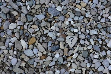 Hundreds of rocks