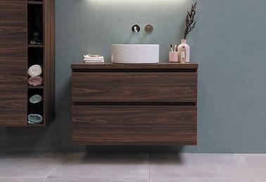 62 Screws custom luxury furniture with premium White Oak, Maple, and Walnut drawers