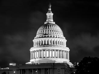 Terrorists Storm the Capitol Building
