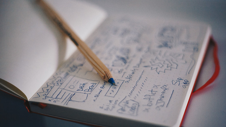 Online: Creativity at Work: An Intro to Design Thinking (2 sessions)