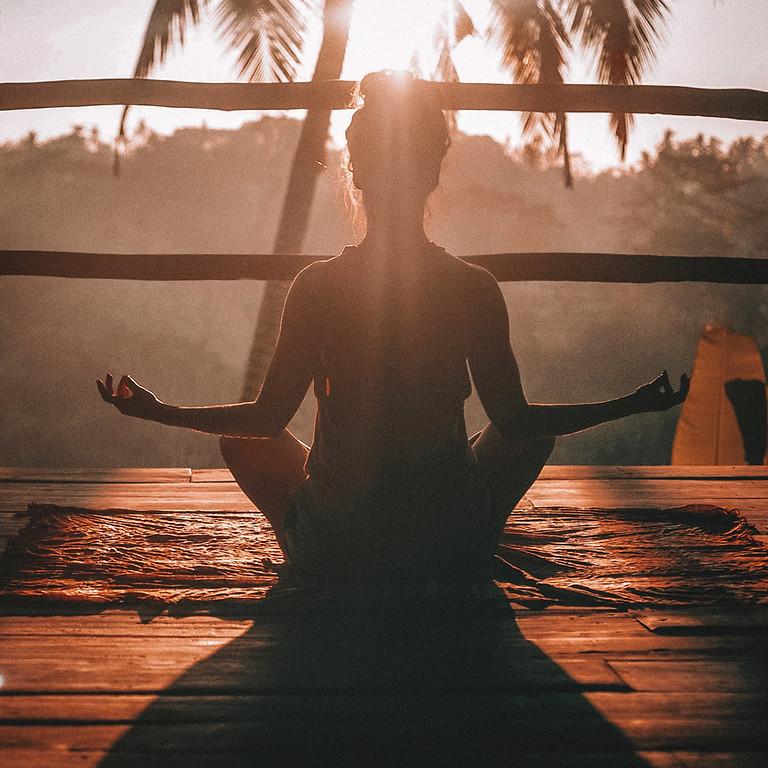 Yin Yoga with Carleena