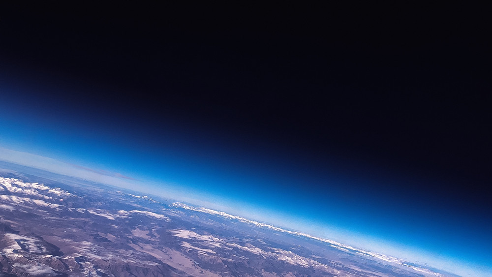 Earth and atmosphere seen from space - UK investment - political risk and strategy