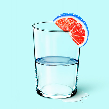 Jo's Journal: Seeing the Glass as Half-Full