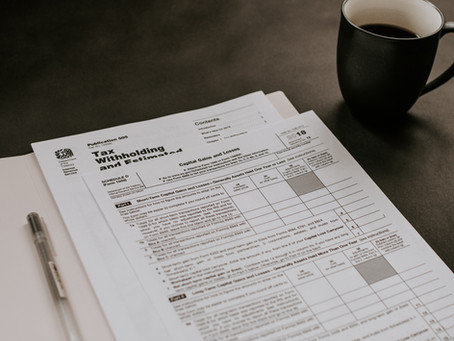 Three Commonly Asked Questions About The Upcoming Tax Season