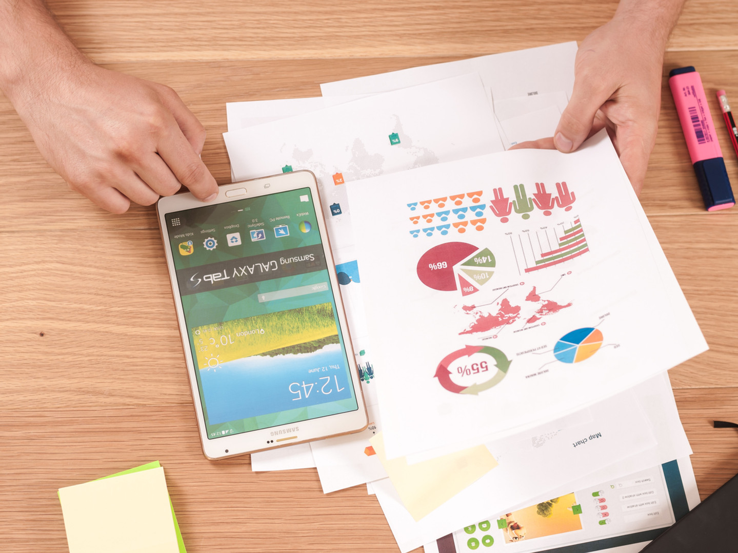 Financial Excel Integrated Reporting